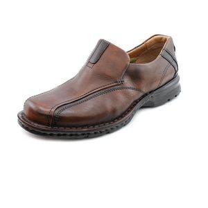 Clarks Men's 'Escalade' Leather Casual Shoes
